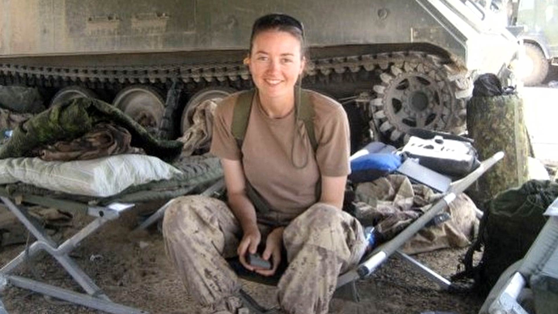 New podcasts profile military women