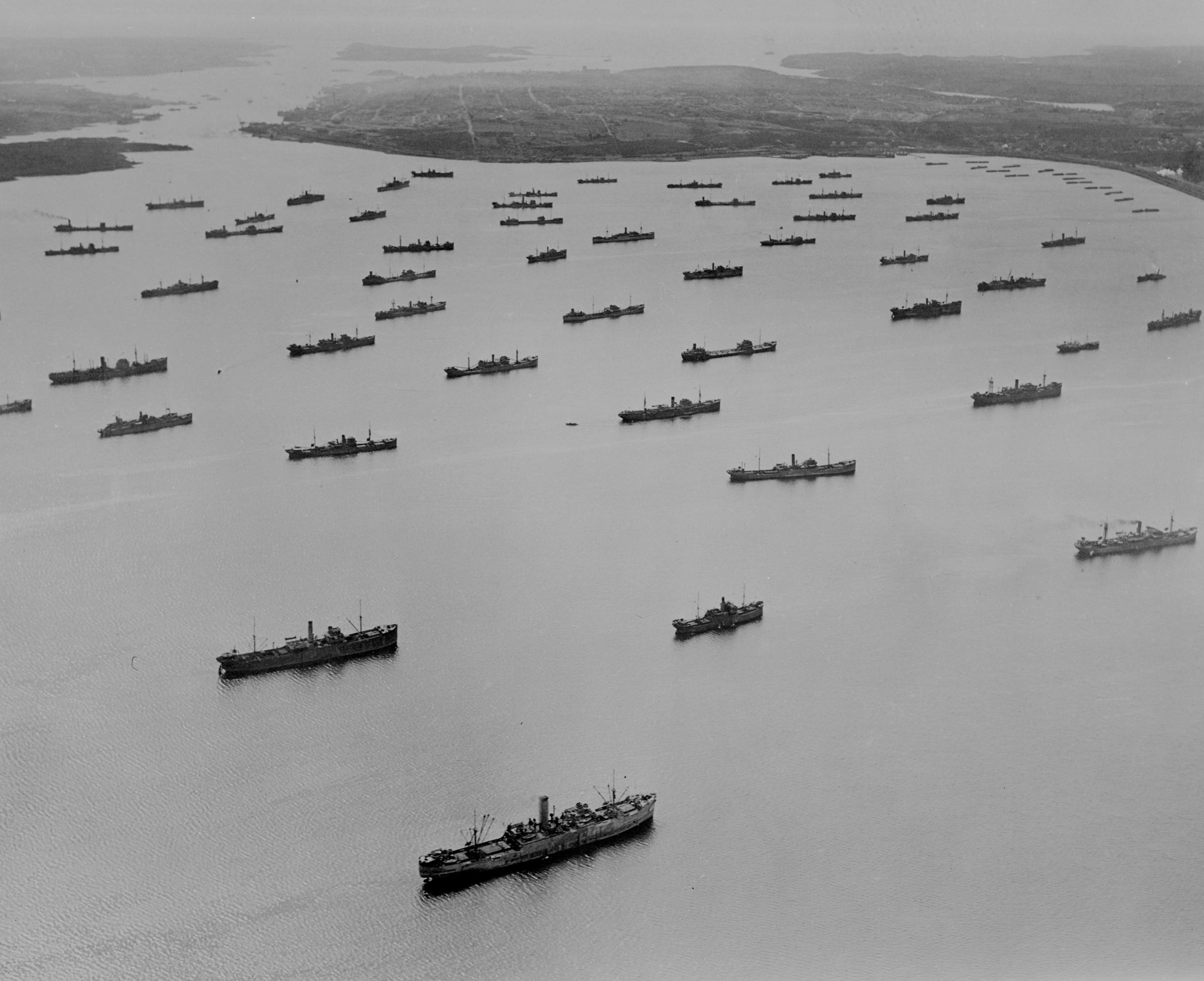 Prairie boys tossed at sea in WW II's longest battle