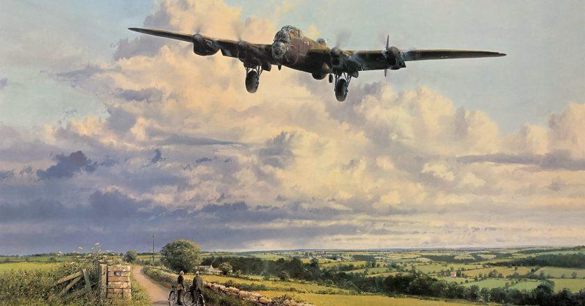 James Andrew Watson: WW II bomber pilot sacrifices life to save crew