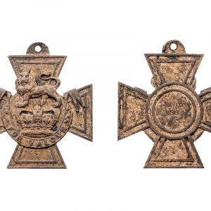 The mystery of the Thames Victoria Cross