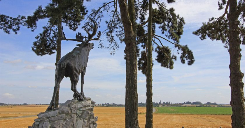 Sixth statue to be added to the Trail of the Caribou
