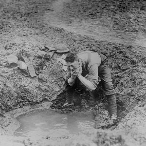 Climate anomaly caused <br> WW I mud, flu pandemic: study