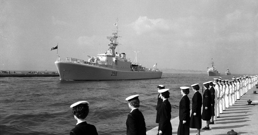 Disaster aboard HMCS <em>Kootenay</em>