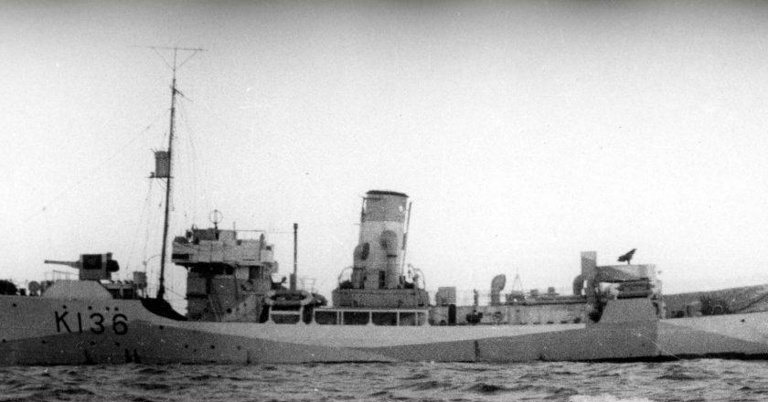 The disappearance of  <em>HMCS Shawinigan</em>