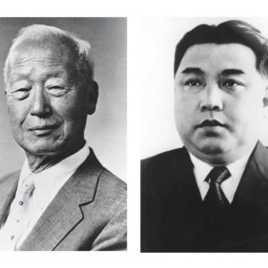 HEROES AND VILLAINS: Syngman Rhee vs Kim Il-sung