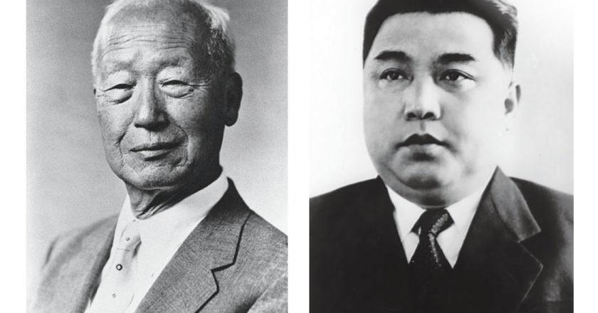 HEROES AND VILLAINS: Syngman Rhee vs Kim Il-sung