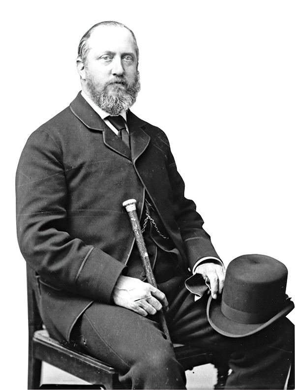Lord Frederick Stanley