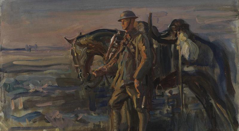 Art of the war horse