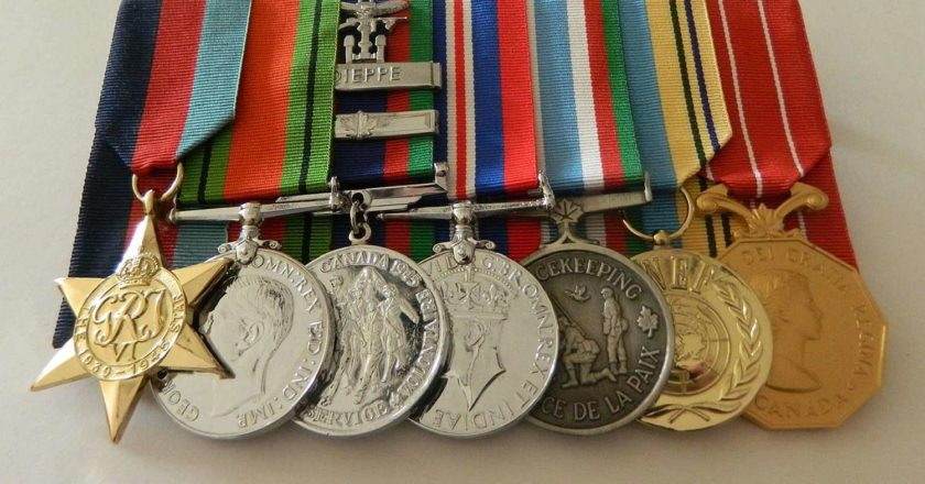 Kyle Scott: The medals man