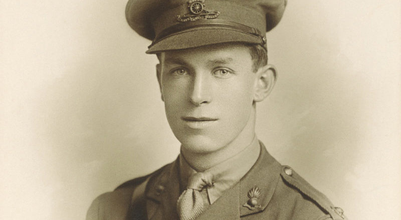 Tales my grandfather told me: Memories of memories of the Somme
