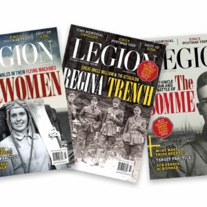 Choose our cover for the July/August issue of <em>Legion Magazine</em>!