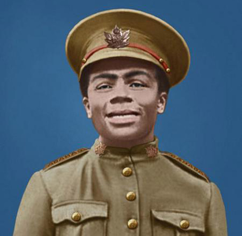 A Black soldier at the Somme - Legion Magazine