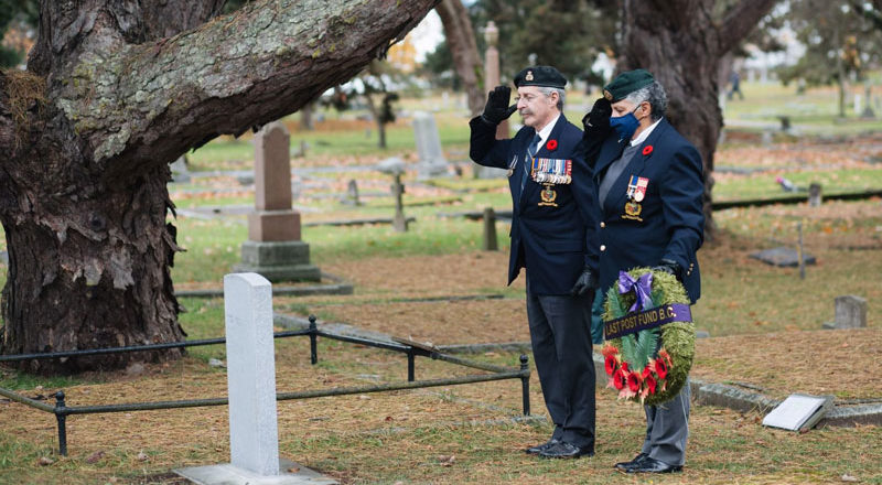 Lost Veterans Initiative supports search for unmarked veterans' graves