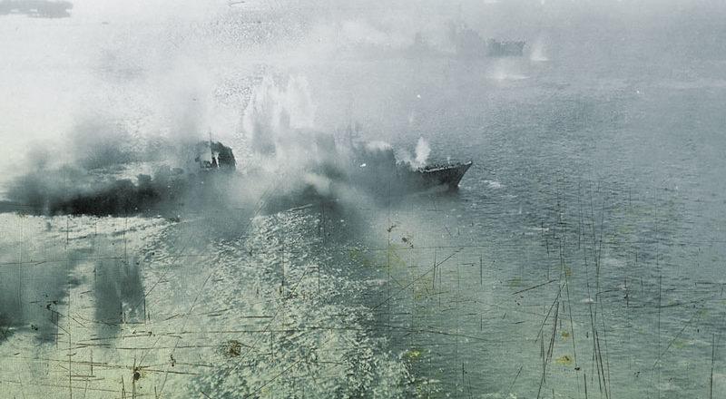 Crushing the Kriegsmarine