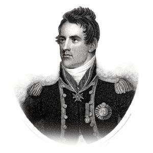 Commodore James Yeo & Commodore Isaac Chauncey