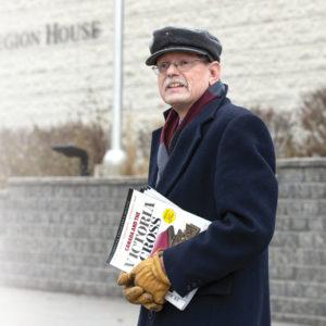 Longtime news editor retires