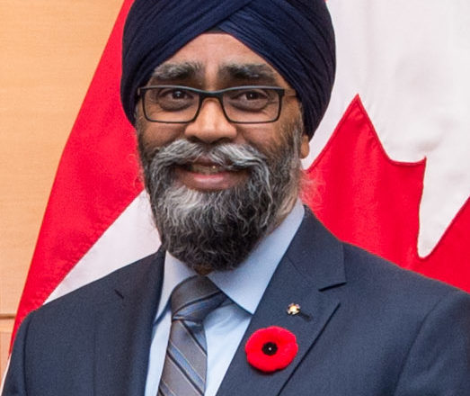 Sajjan announces independent sexual misconduct review