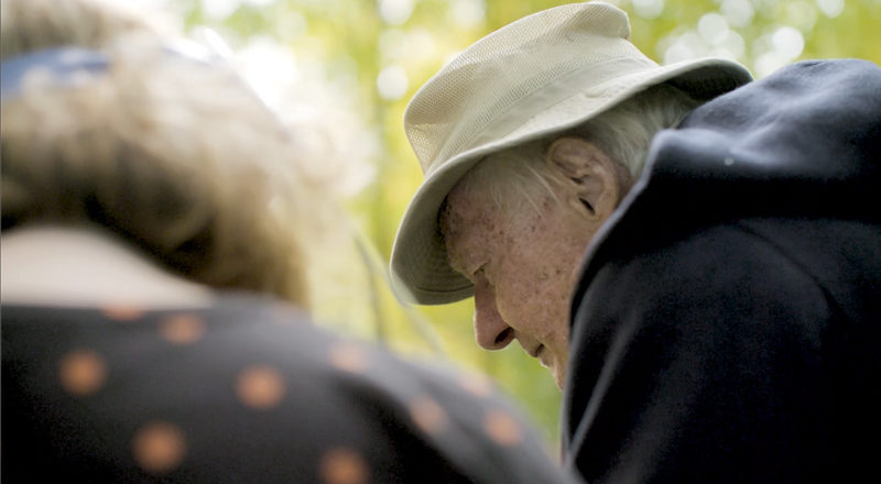 Unforgettable Ian tells the story of a soldier's battle with dementia