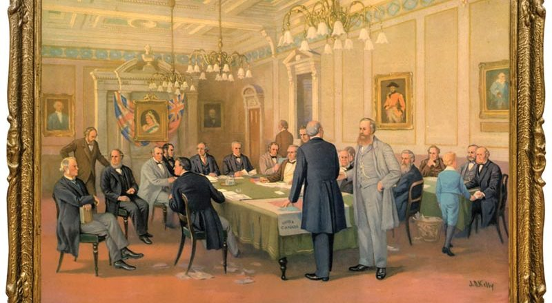Road to Confederation