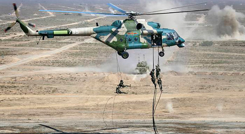 Russia, China flex muscles after Taliban takeover