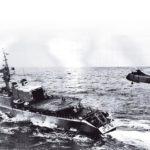 Les Sea King et le dispositif Beartrap