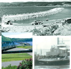 PHOTOS: CHRIS LUND, LIBRARY AND ARCHIVES CANADA--PA152321; PORT HASTINGS HISTORICAL SOCIETY; YVONNE FOX,  HASTINGS HISTORICAL SOCIETY
