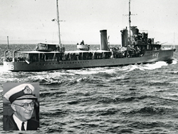 PHOTO: LIBRARY AND ARCHIVES CANADA—PA176296; PHOTO: LEGION MAGAZINE ARCHIVES