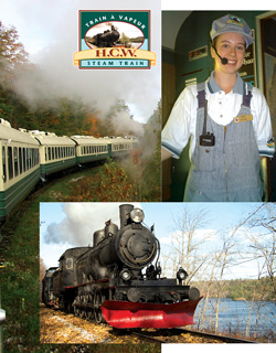 PHOTOS: HCW STEAM TRAIN