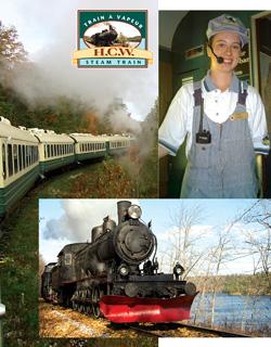 PHOTOS: HCW STEAM TRAIN