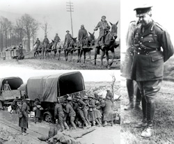 an overview of the lieutenant general sir arthur currie on the battle of passchendaele of canada Following the battle of vimy ridge, canadian corps commander julian byng was promoted to general and currie, the 1st canadian division commander, was promoted to lieutenant-general and assumed command of the canadian corps.